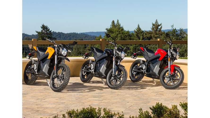 60% Of Zero Motorcycles Sales Come From Outside U.S.