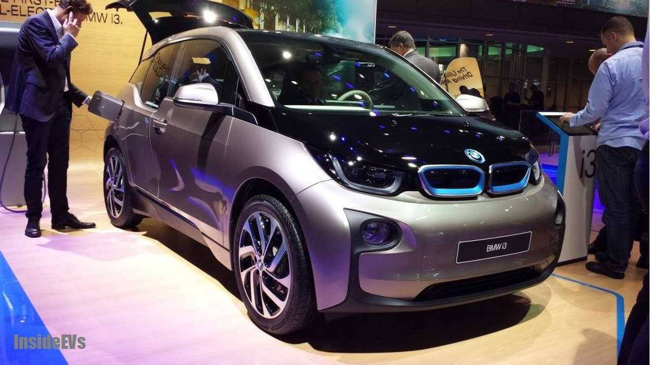BREAKING: BMW i3 REx Gets Green HOV Sticker, TZEV Rating