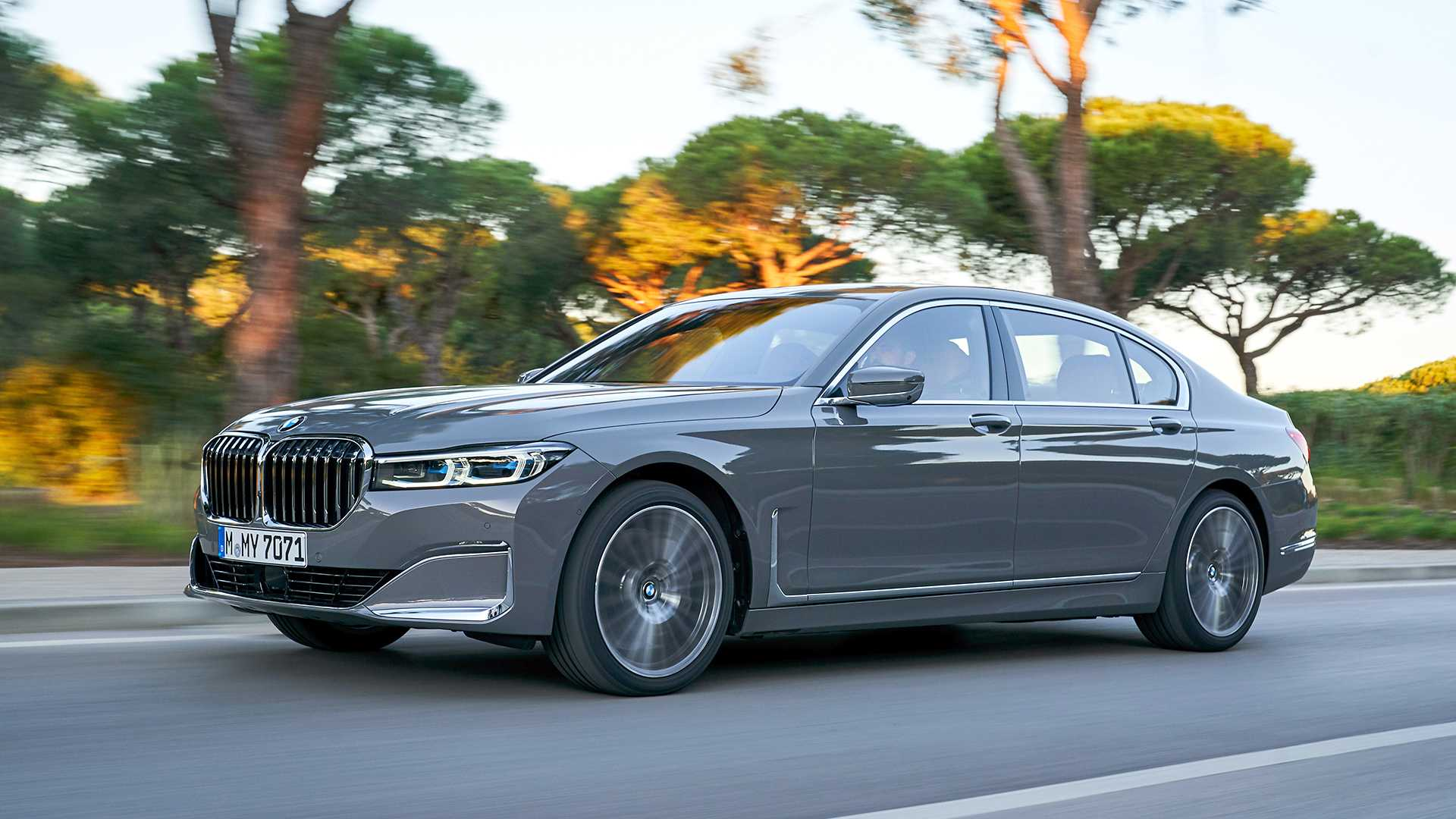 Test Bmw 7er 2019 Facelift Chinese Democracy