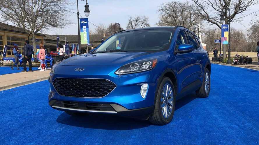 Novo Ford Escape 2020: SUV do Focus é revelado e pode vir ao Brasil desafiar o Compass
