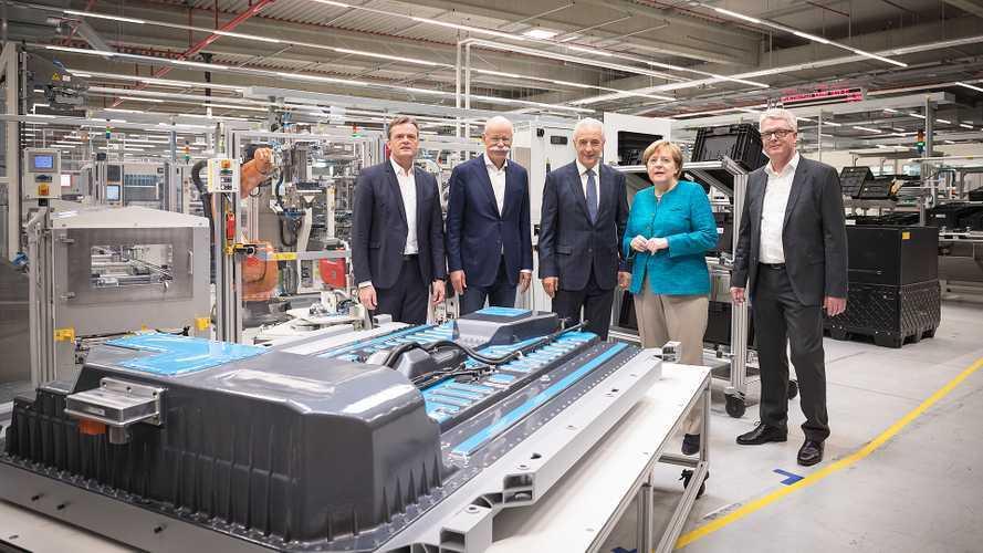 Auto elettriche: un consorzio Francia-Germania per le batterie?