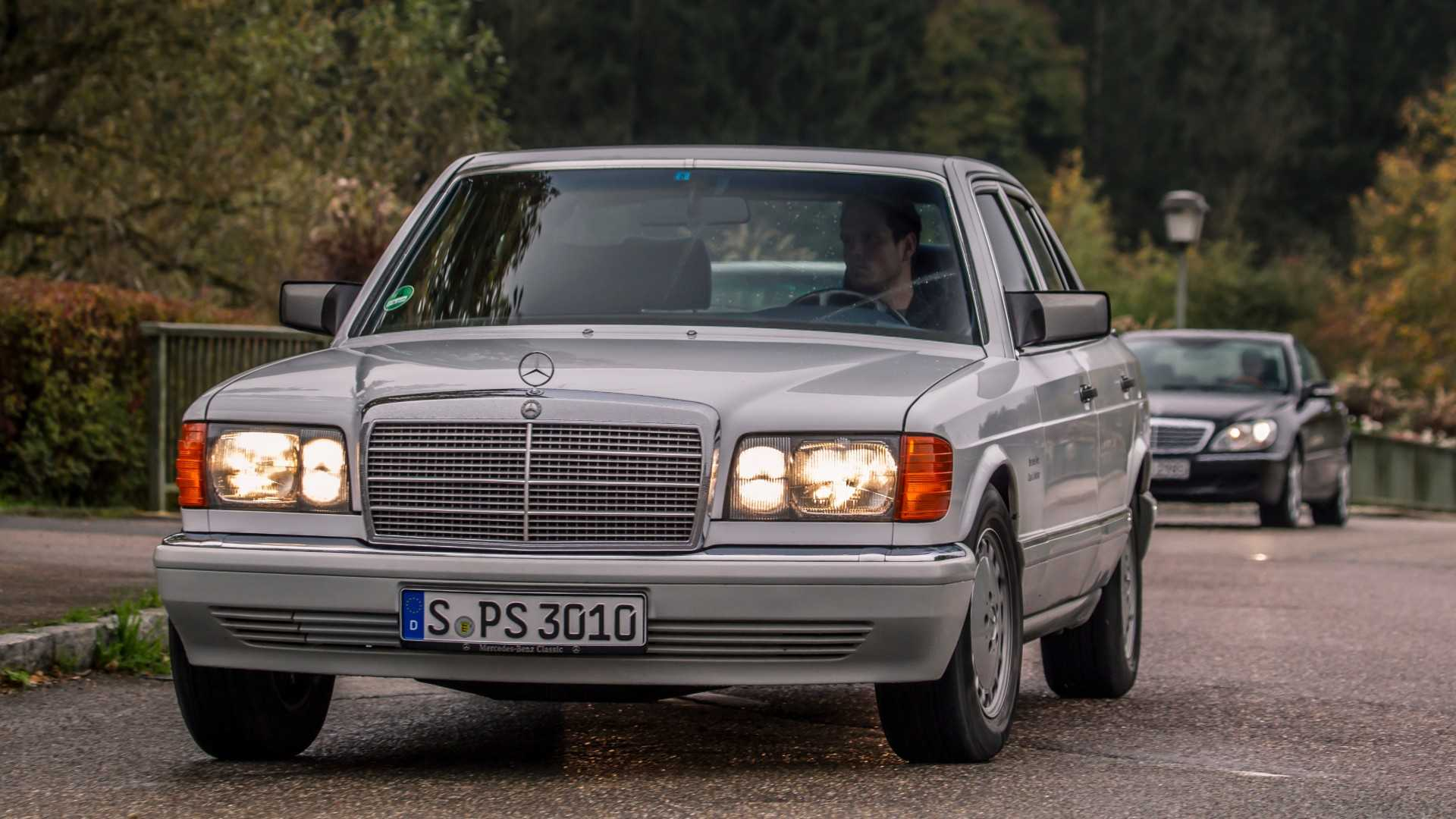 Celebrating 40 Years Of The W126 Mercedes-Benz S-Class | Motorious