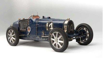 Cinq millions de dollars pour cette Bugatti Type 51