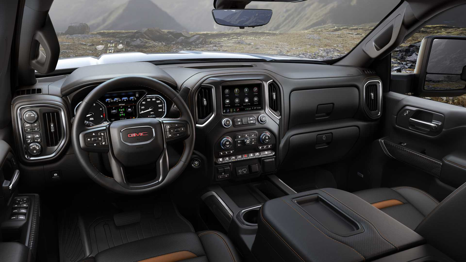 2021 Gmc Sierra Interior Release Date and Concept