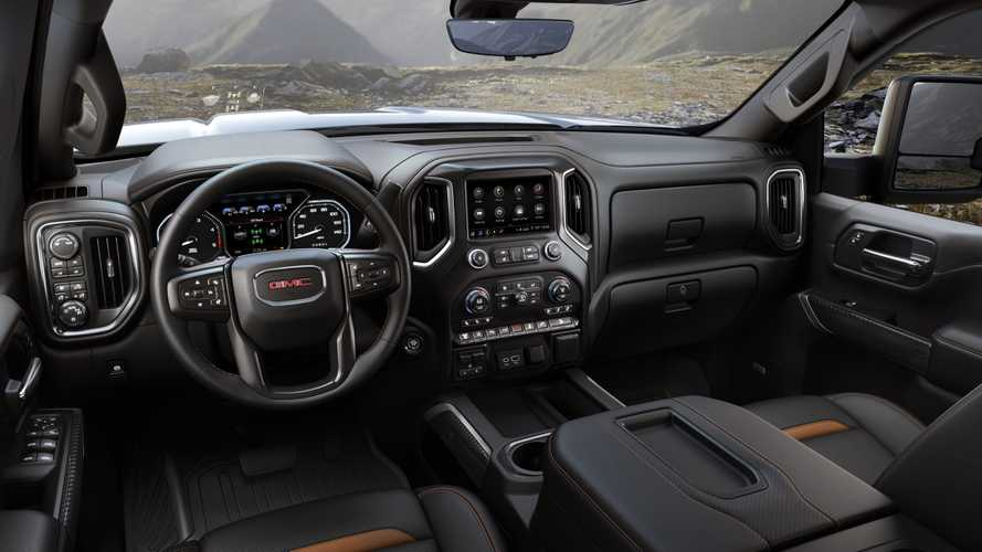 Future GM Trucks To Have 'Top Notch' Interiors?