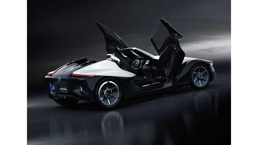 Nissan BladeGlider Concept Headed For 2013 Tokyo Motor Show (w/videos)