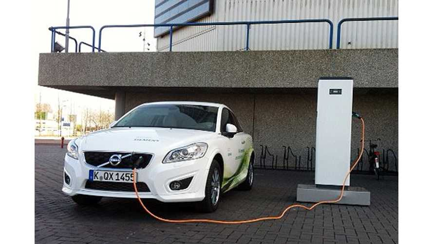 Siemens Exits the Charging Station Business Due to Weak Demand
