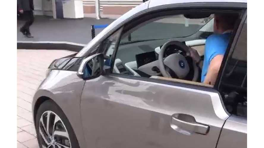 Video: Get Up Close and Personal With the BMW i3