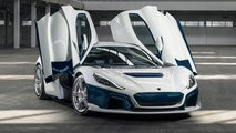 Rimac C_Two: Elektro-Supersportler mit 1.914 PS