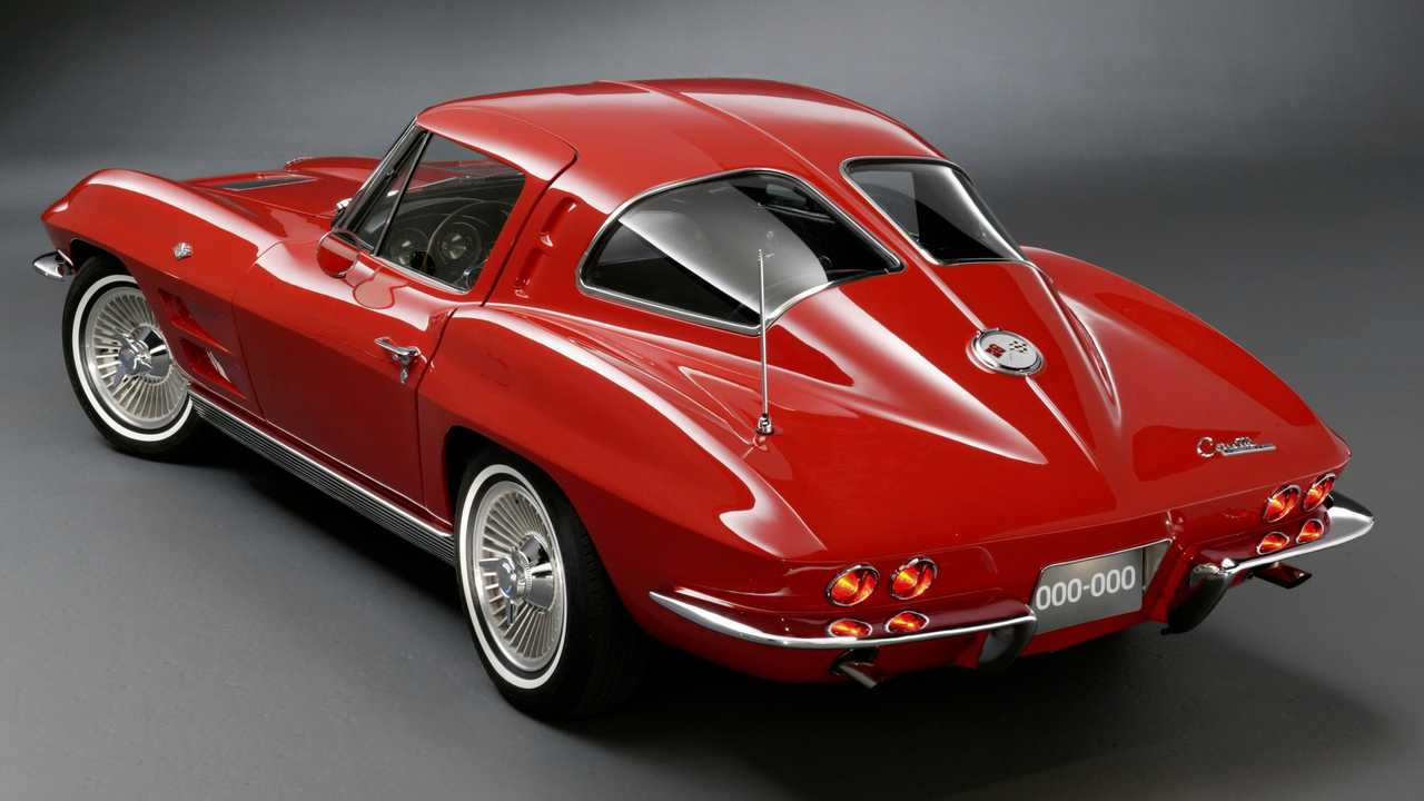 Immagini storiche di Chevrolet Corvette