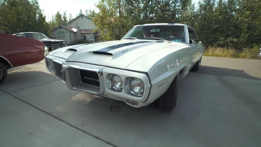 Barn Find Hunter Uncovers Rare 1969 Trans Am 400 In Alaksa