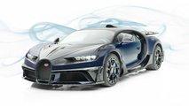 Mansory hat den Bugatti Chiron getunt!