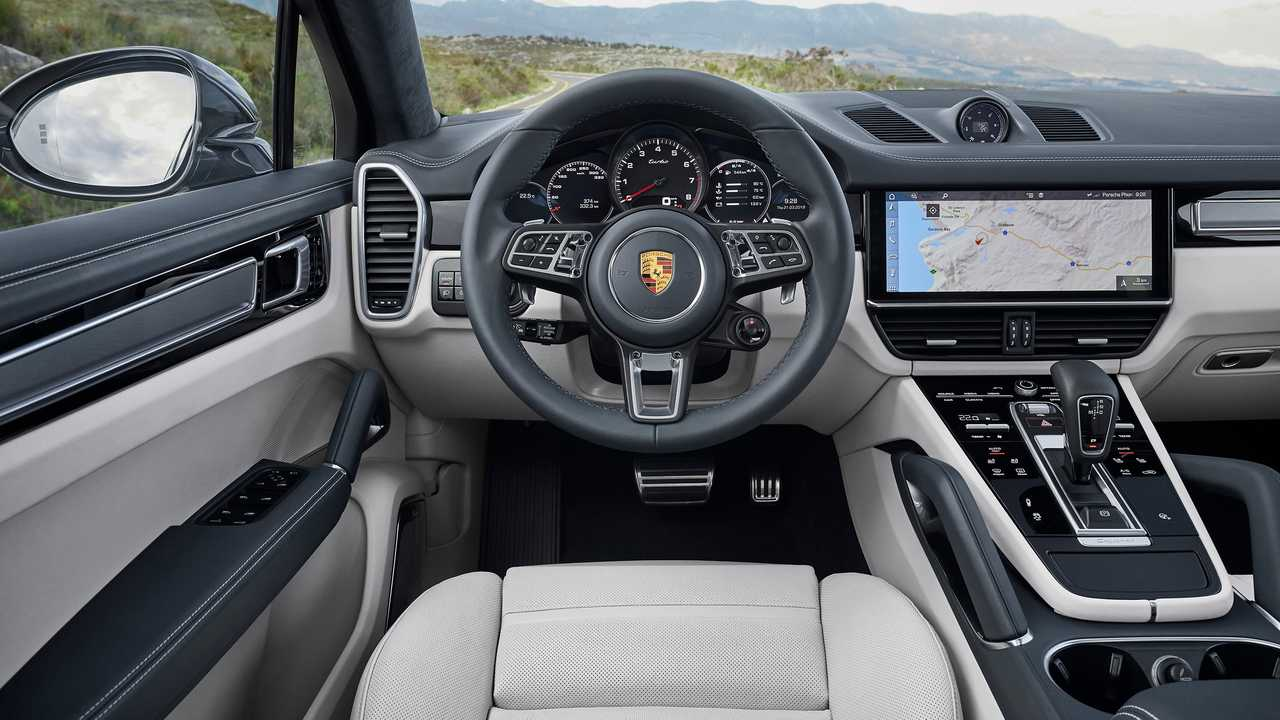 Porsche Cayenne Coupe Hybrid Coming This Year