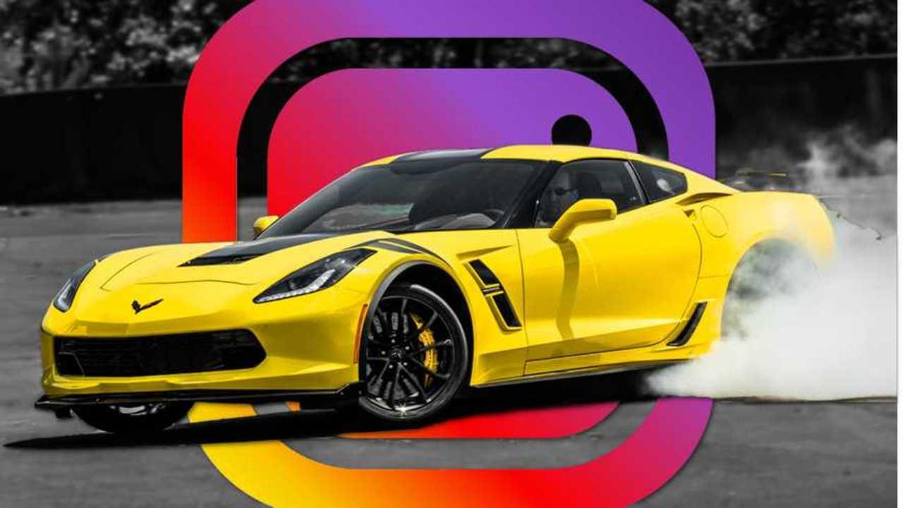 Instagram Corvette Lead