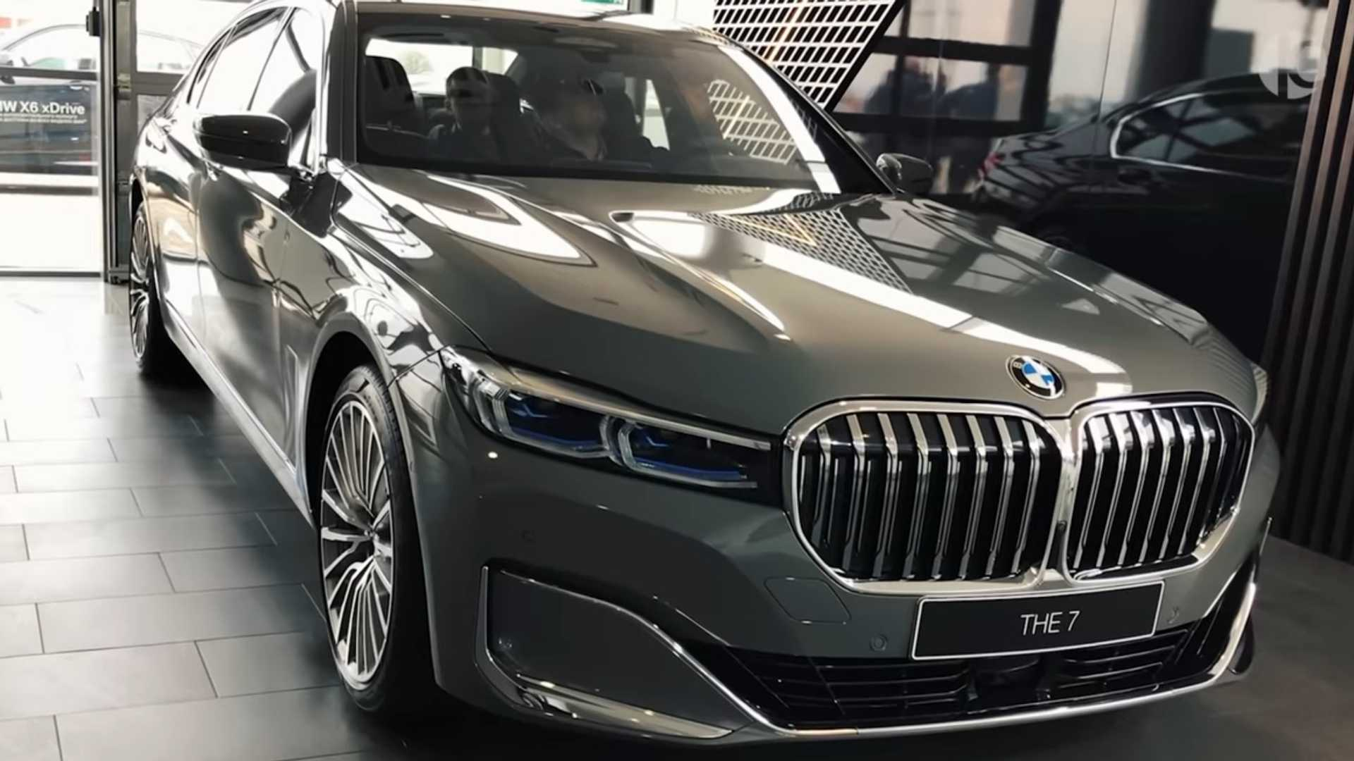 2020 BMW 7 Series Looks Stylish In A Walkaround Video