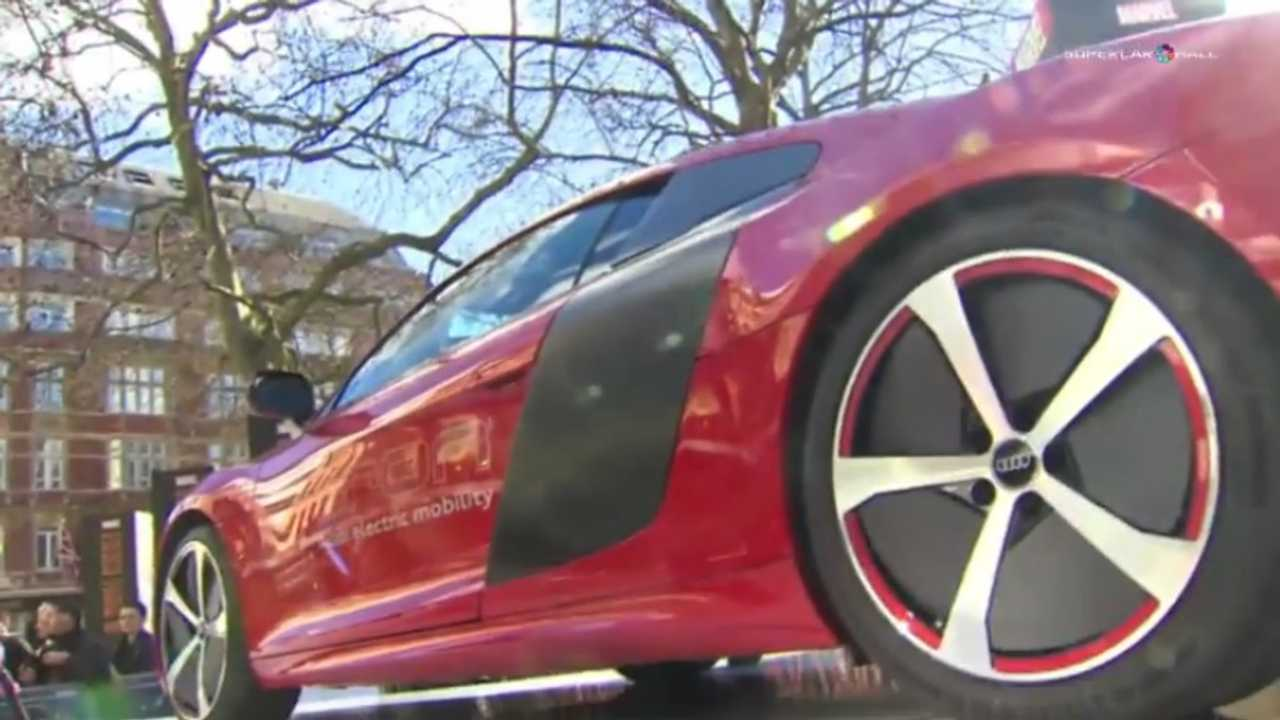 Audi R8 e-tron Shelved Again...This Time For Good