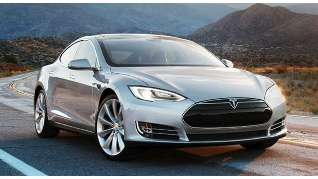 Tesla Model S Orders in Hong Kong Enough to Double Electric Vehicle Population There
