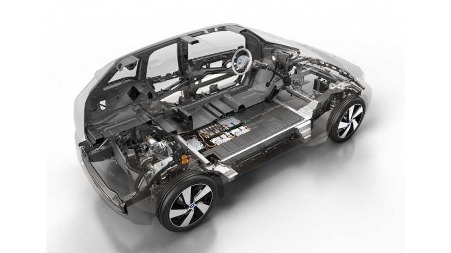 BMW Pours Out Official Specs on the i3
