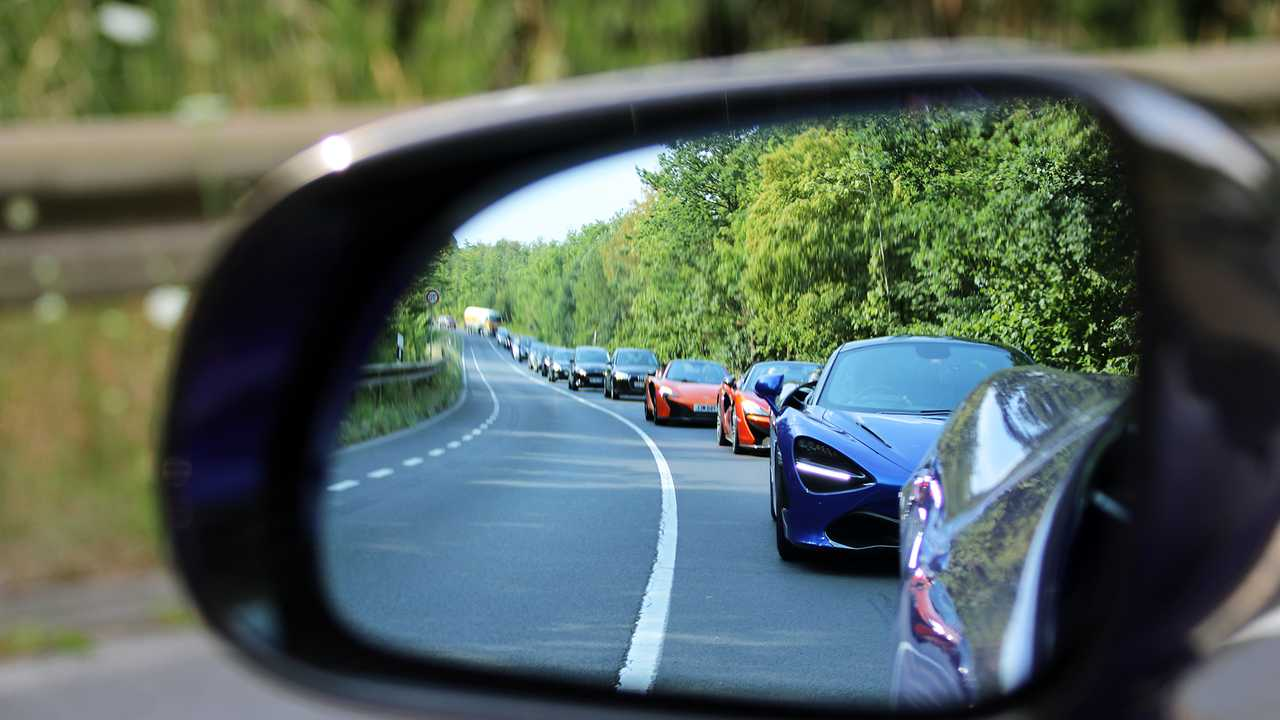 2018 McLaren Roadtrip 12C 650S 720S