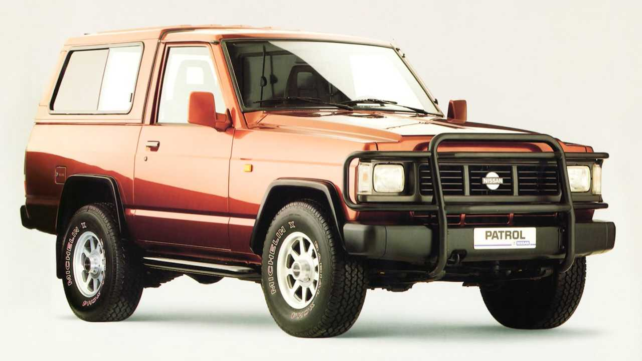 Nissan Patrol clásico