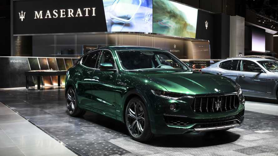 Maserati Levante One of One - Inspiré d'un vignoble italien