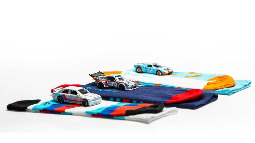 Heel Tread: Coole Socken für Autofans
