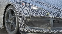 2020 Mid-Engined Corvette Spy Photos