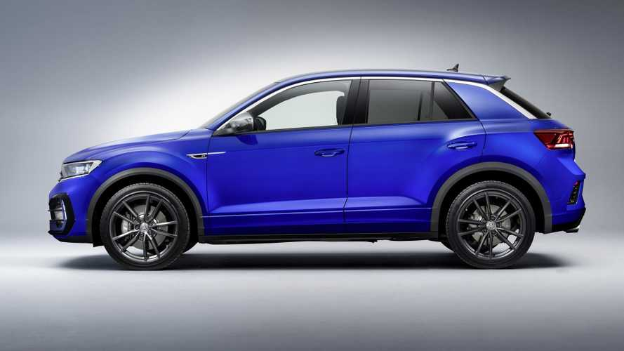 VW T-Roc GTE Hot Hybrid Crossover Could Happen