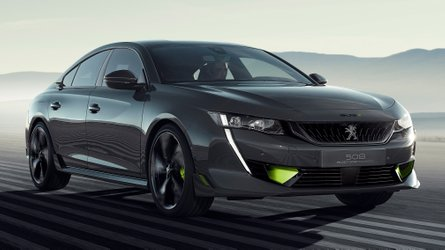Peugeot 508 Sport Engineered - Plus de 400 chevaux !