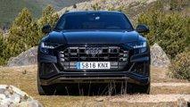 Audi Q8 50 TDI quattro tiptronic 286 CV 2019 prueba en video
