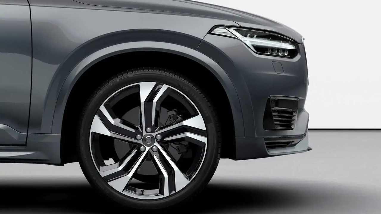 Volvo XC90 подтяжка лица