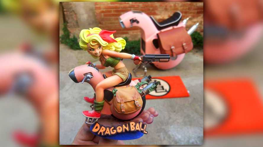 Some Spaniards Built A Dragon Ball Z S-Cargo And It Rules