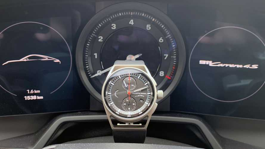 Porsche Design 911 Chronograph Timeless Machine Watch Review