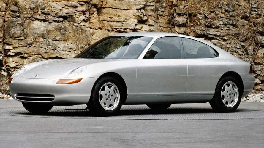Prototipos olvidados: Porsche 989 de 1988