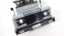 Land Rover Defender Lego RC