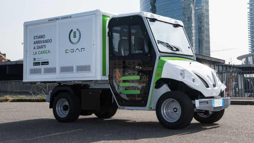 Mai più ansia da rifornimento, arrivano i van E-GAP fast recharge