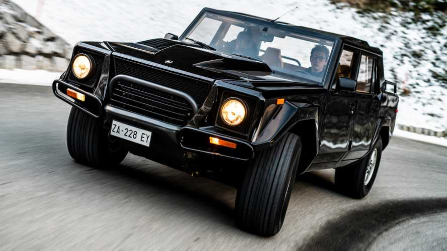 Driving The Rambo Lambo: Lamborghini LM002