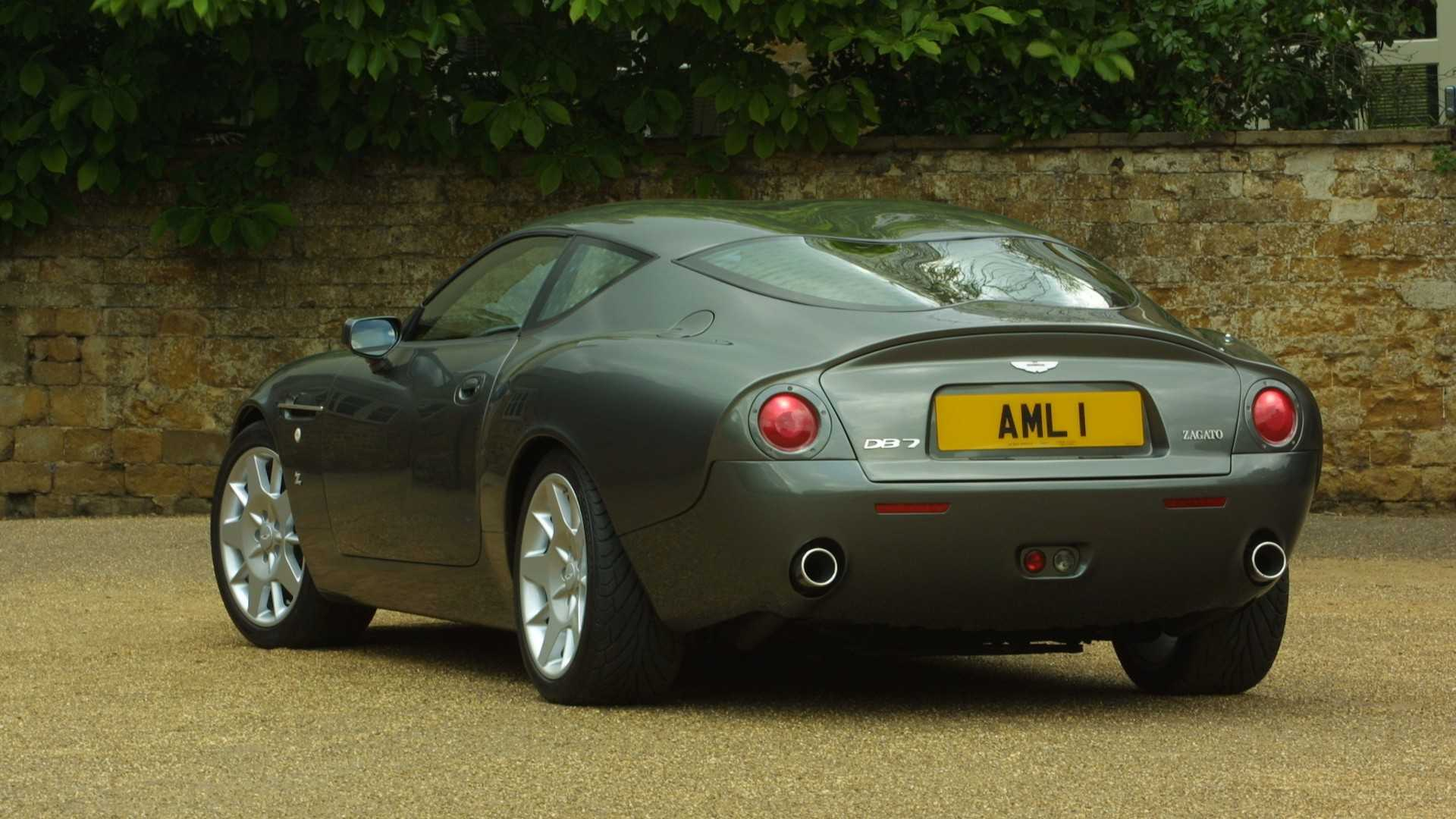 How Jaguar S Pride Gifted Aston Martin The Db7 Motorious