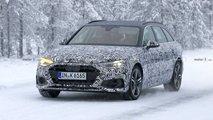 Audi A4 Avant 2020, foto espía