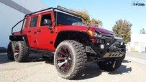 Jeep Wrangler 6x6 Hellcat Pickup