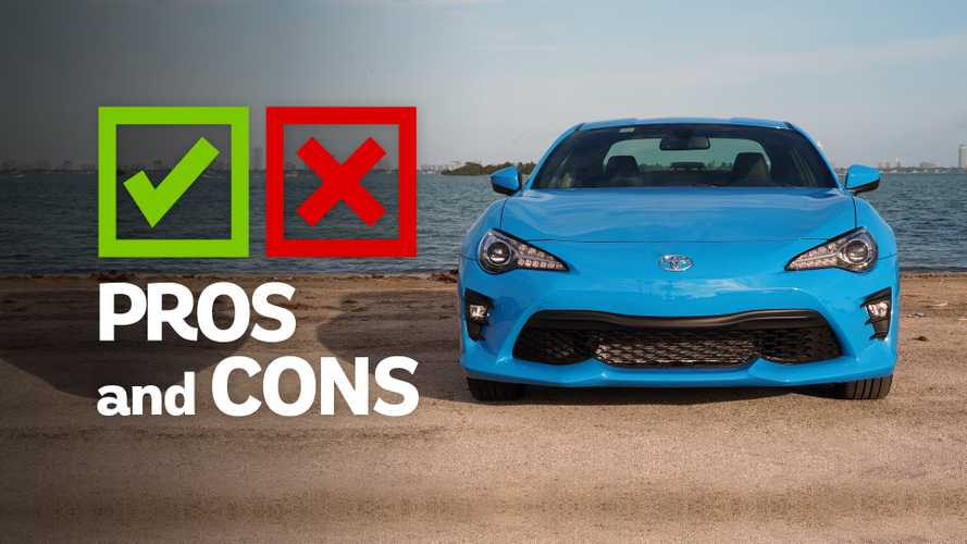 2019 Toyota 86 GT: Pros And Cons