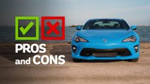 2019 toyota 86 gt pros cons