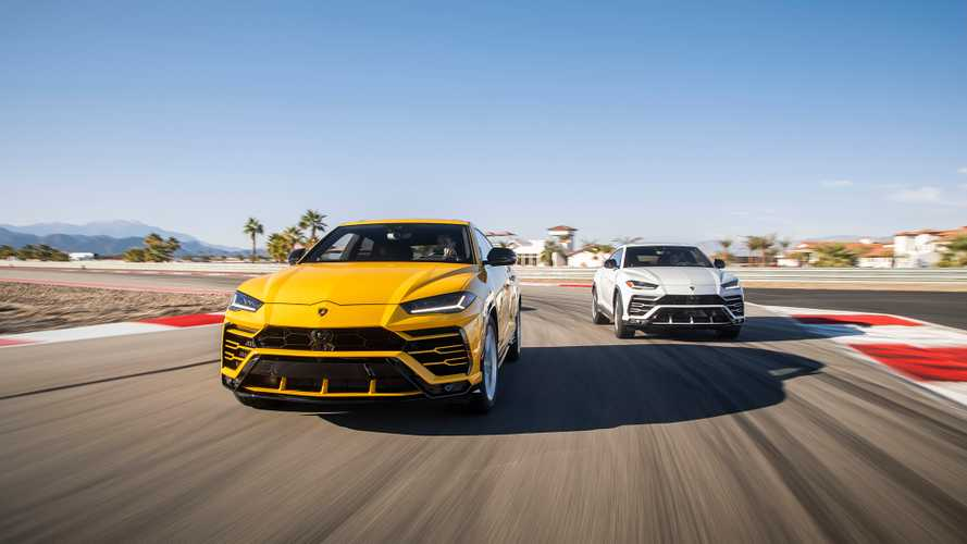 Win A 2019 Lamborghini Urus, Taxes And Shipping Paid For