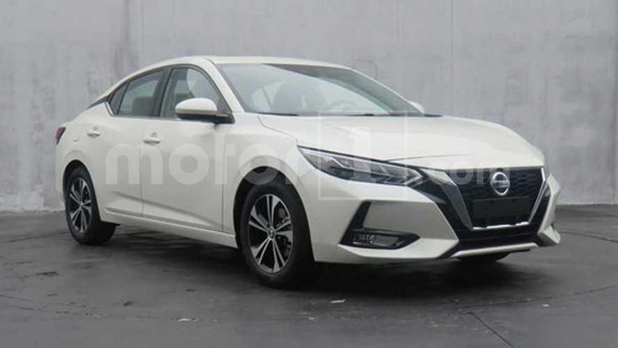 Novo Nissan Sentra surge com design arrojado