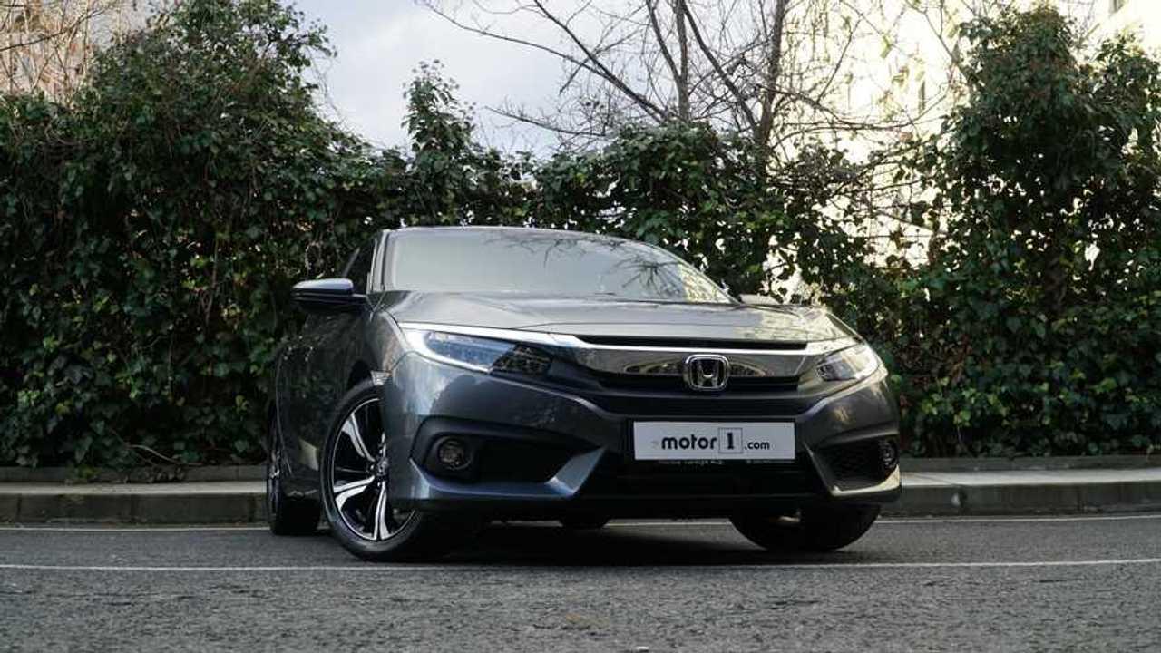 2018 Honda Civic Sedan i-DTEC Yöneticisi