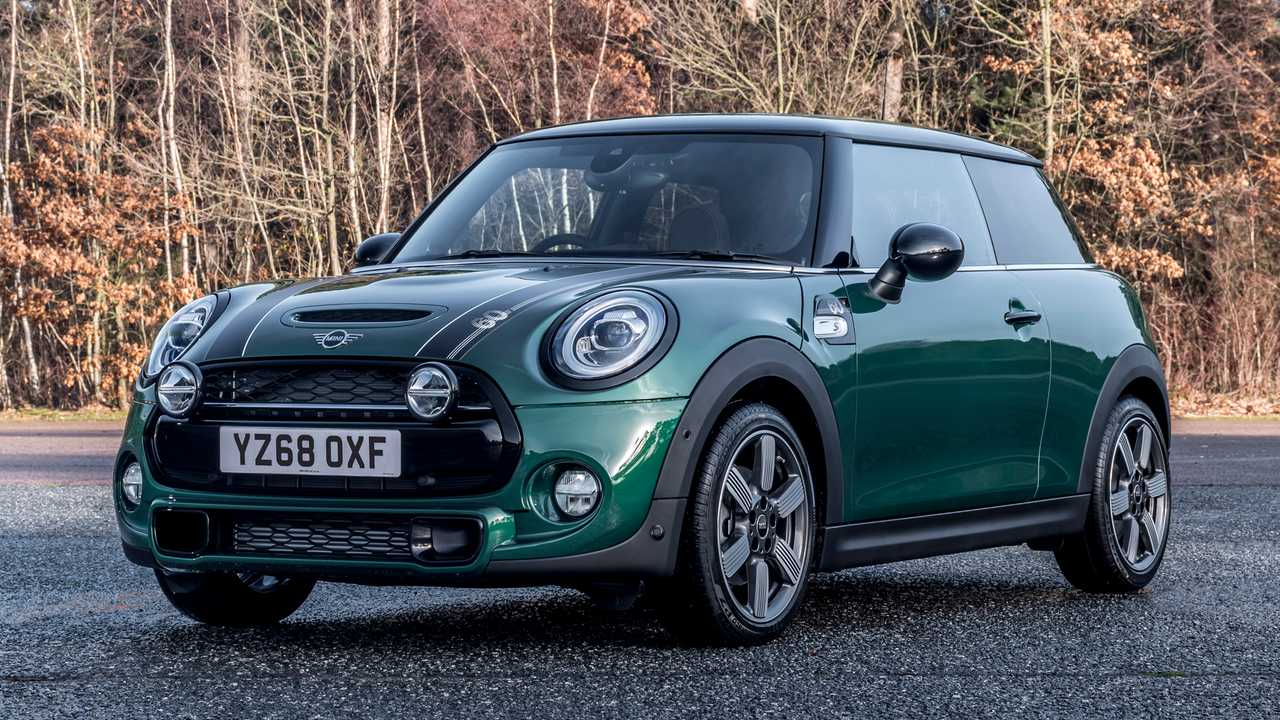 Mini Cooper S Hatch 60 Years Edition