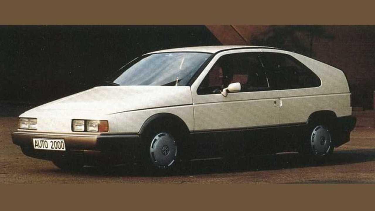 1981 VW Auto 2000 Konzept