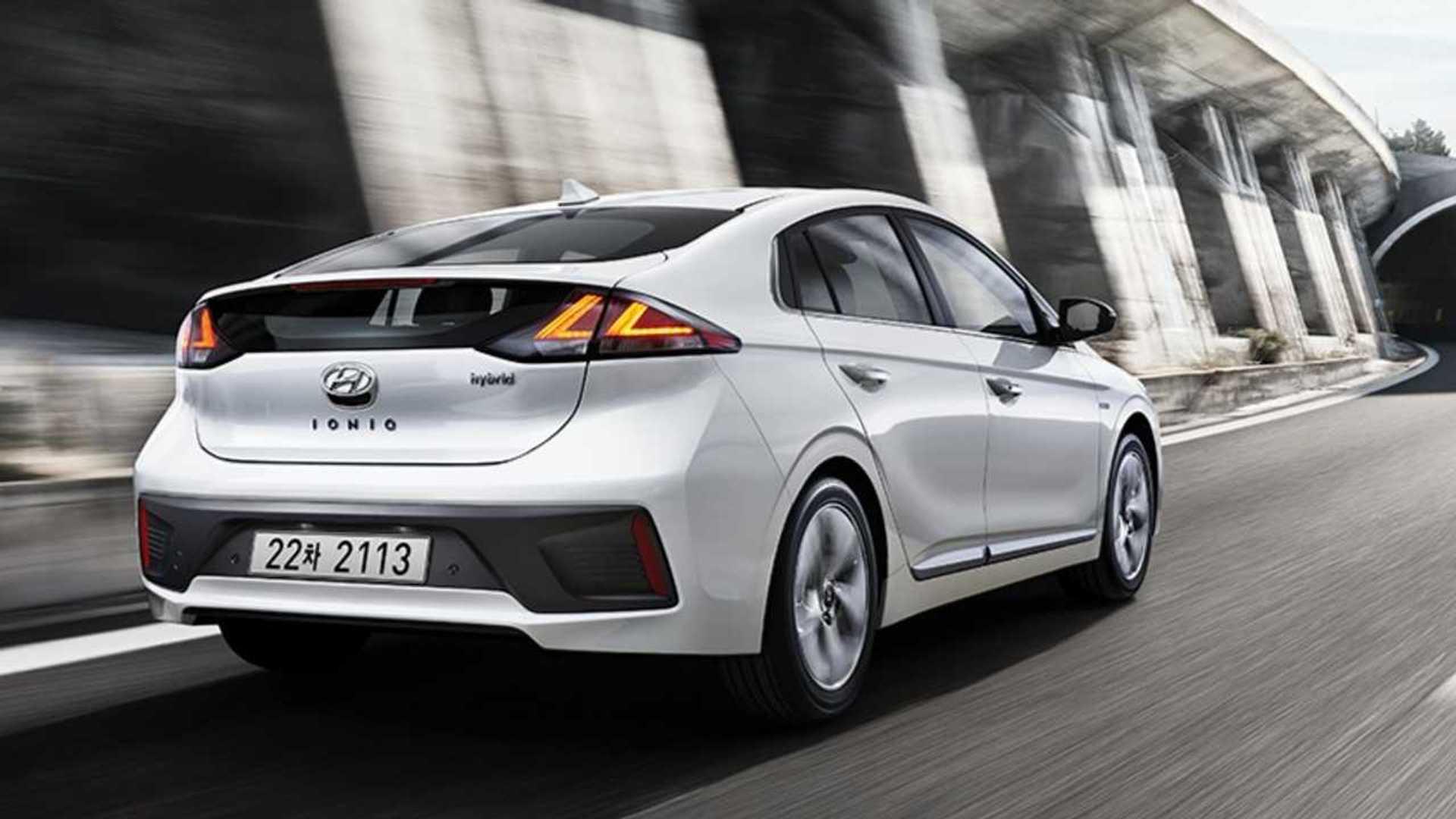 Preise für gelifteten Hyundai Ioniq Hybrid und Plug-in-Hybrid
