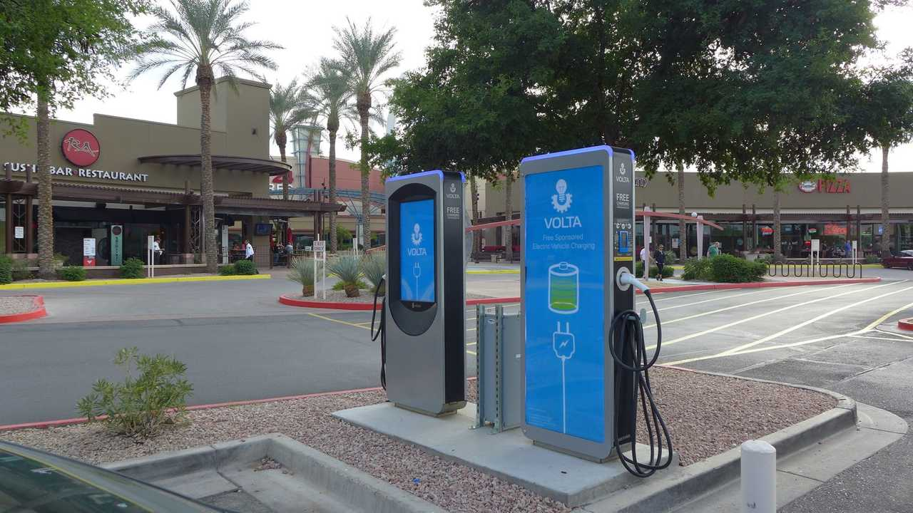 Volta Industries To Approach 500 Free-To-Use Charging Stations Across The US In 2014