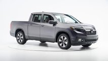 2019 Honda Ridgeline Crash Test